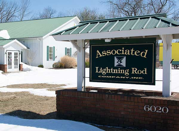 Ociated Lightning Rod